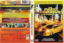 THE FAST AND THE FURIOUS TOKYO DRIFT (2006) dvd ex noleggio