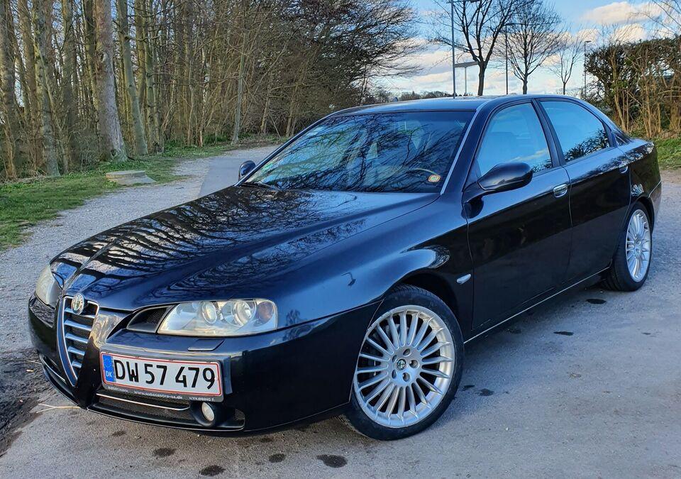Alfa Romeo 166, 2,5 V6 24V, Benzin