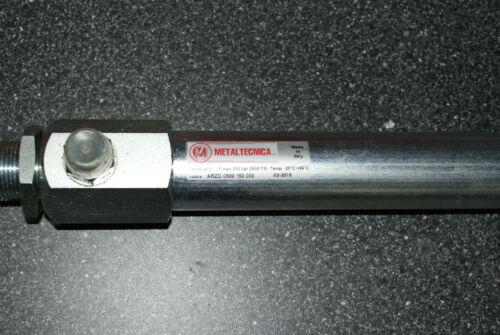 "Genuine MZ Hydraulic cylinder ram fits 6/"" MZ gate valve slurry tanker"