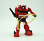 New Transformers PAPA MP Small Scale Mini Toy PPT PA-02 Fire Extinguisher