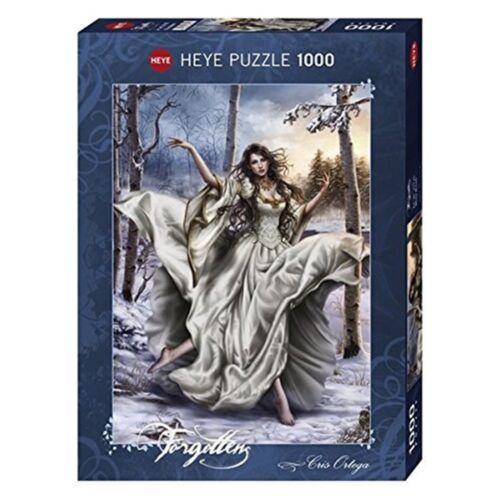 Heye Puzzles 1000pc-WHITEDREAM-White Dream Hy29725 Jigsaw Puzzle Piece