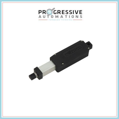 Progressive Automations Inc Micro Actuator 6 inch stroke 5 lbs force 12VDC
