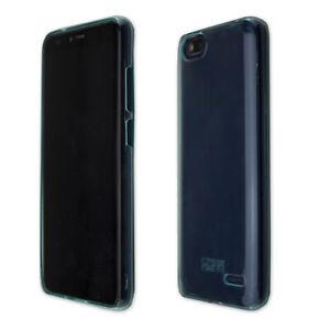 caseroxx-TPU-Huelle-fuer-Gigaset-GS100-in-blau-aus-TPU