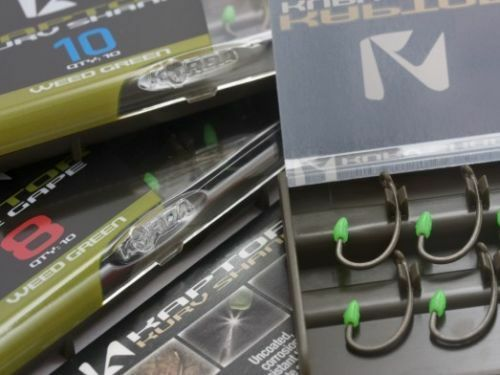 korda kaptor kurv shank size 10 gravel brown micro barbed and barbless