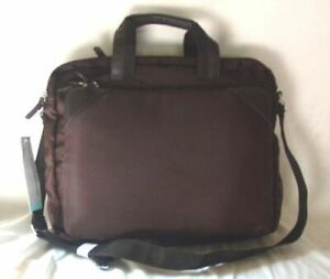 PERRY-ELLIS-PORTFOLIO-Expandable-Computer-Laptop-Case-Briefcase-Bag-NEW-NWT