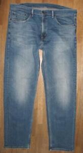 """Forte : Levi `S 503 D' Homme Jeans / Blue-Jeans en Bleu Env. W39 """" / L32 """""""