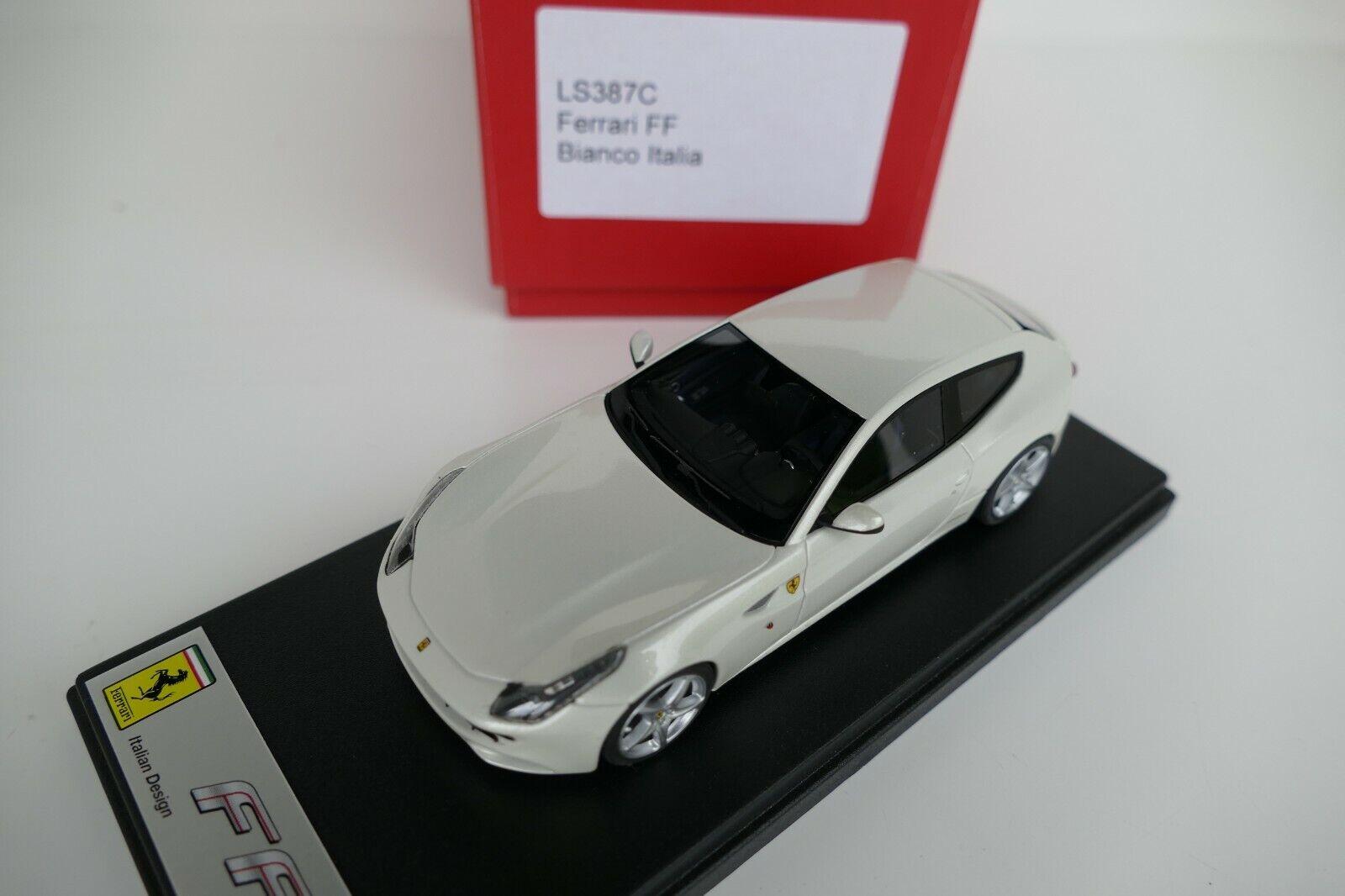 Ferrari FF 2011 LOOK SMART no BBR
