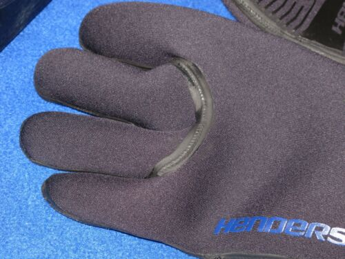 Aqua Lock by Henderson 3mm Neoprene Wetsuit Gloves