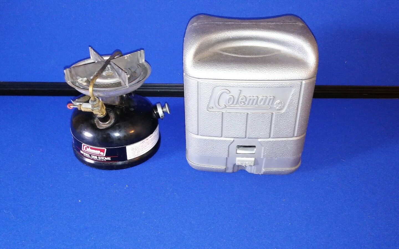 Colmen model 508  stove sportster  credit guarantee