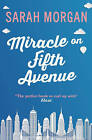 Miracle On 5th Avenue (From Manhattan with Love, Book 3) by Sarah Morgan (Paperback, 2016)