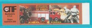 Rumaenien-aus-2004-postfrisch-MiNr-5851-5852-Feuerwehr
