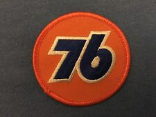 Vtg UNION 76 Gasoline Service Station Uniform Patch Petroleum UNOCAL Oil Spirit