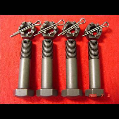 076 HARLEY JD CASTING CLAMP BOLTS /& NUTS 1919-1929 TWIN