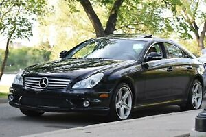 08' Mercedes CLS 550 AMG PACKAGE for SALE!!