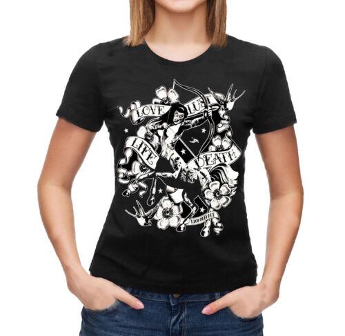 CENTAUR Official LIQUORBRAND Merchandise Womens Capsleeve T-Shirt