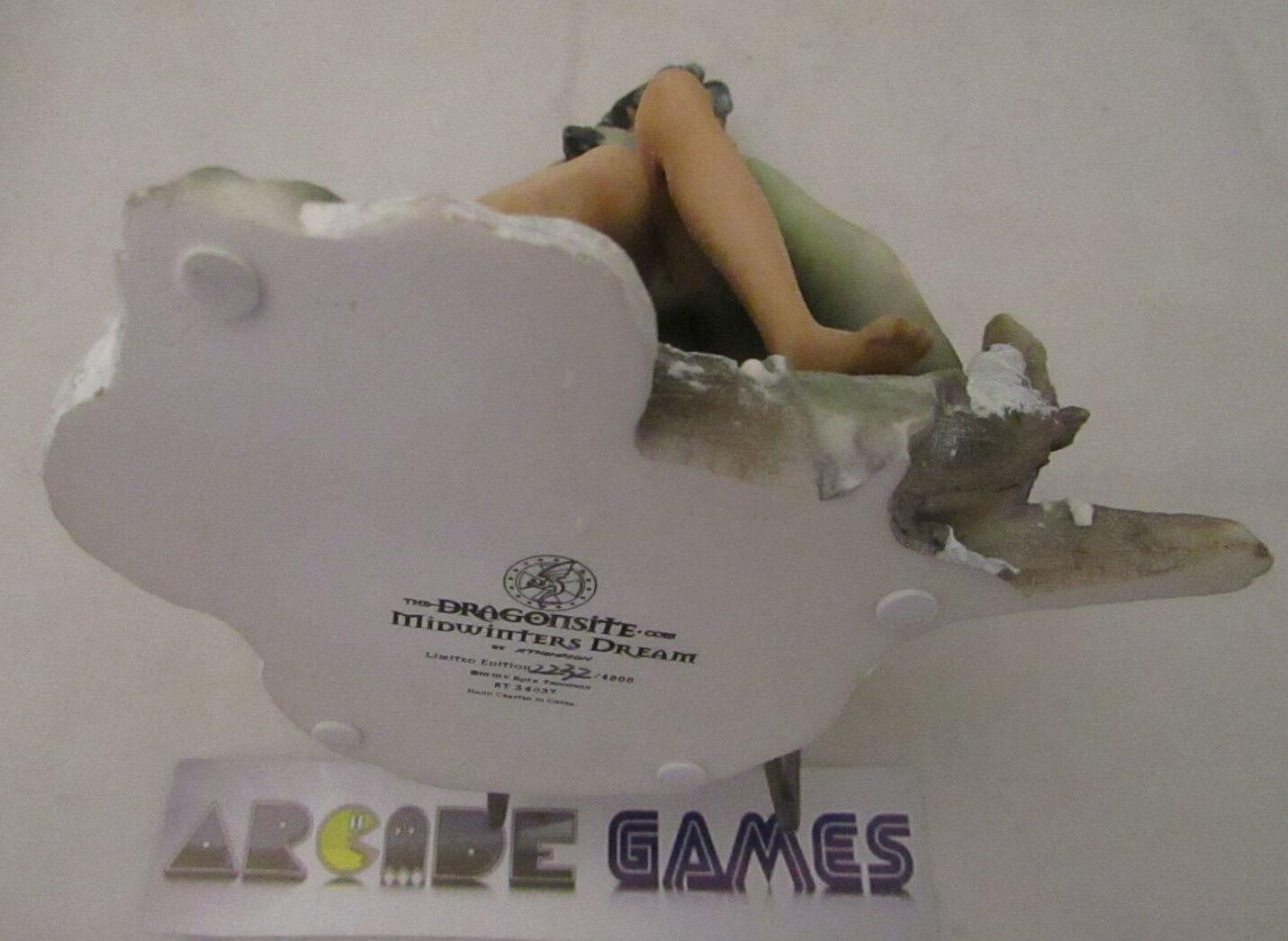 RUTH THOMPSON MIDWINTERS DREAM - FIGURINE NEUVE DRAGONSITE + BOITE BOITE BOITE (vendeur pro) 7e708f