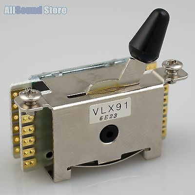 E parts collection on ebay new ibanez otax vlx91 4 pole 5 way super mega switch w sciox Image collections