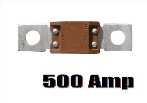 Calidad Superior. 100A 125A 150A 175A 200A 225A 250A 300A 500A Mega Fusible