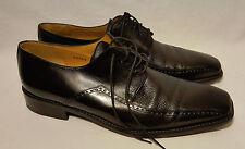 Mezlan Verdict Black Lace Shoes 12M MSRP $600
