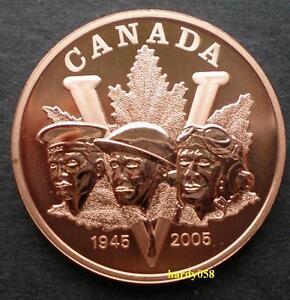 2005-VE-Day-Proof-bronze-Medallion