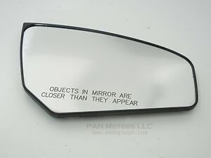 Nissan Sentra 2007 Right Door Passenger Side View Mirror Glass Oem