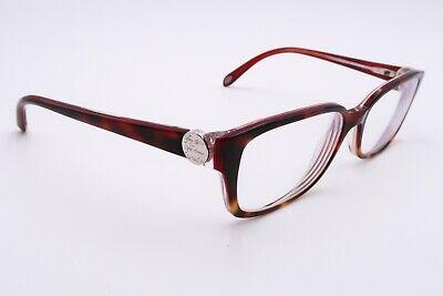 Authentic Tiffany Co 2024 Rx Eyeglasses Frames 8079 Red Havana 52 16 135 B974 Ebay