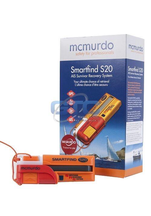 McMurdo Smartfind S20 AIS MOB Device EX-DEMO 265