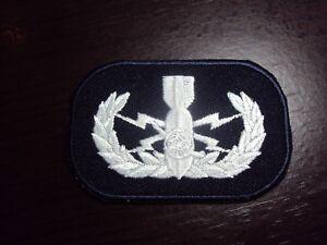 Crime Suppression Division Royal Thai Police Thailand Patch Rare RTP