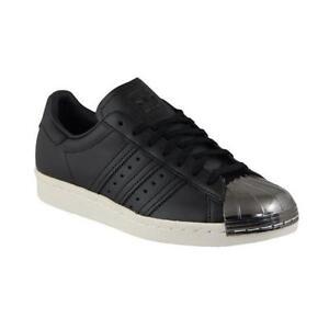 6 Superstar Dimensioni 5 6 Adidas Mens Uk Aq2367 Nero bianco 80s qFnC1z