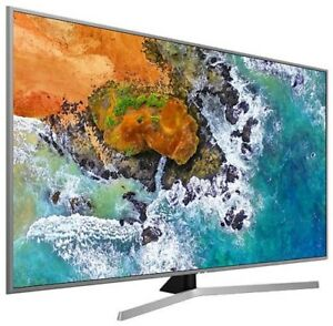 "Samsung 55"" 4K UHD Smart DVB-T2 (HD), 140 cm, C...UE55NU7449UXZG"