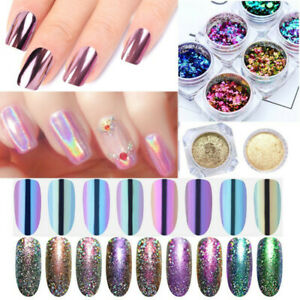 Chameleon-Nail-Glitter-Powder-Holographic-Mirror-Magnetic-DIY-Tips-Decoration