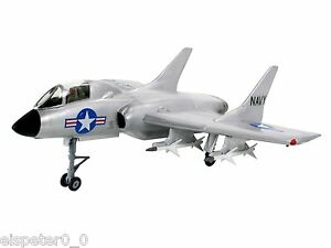 F 7U-3 Cutlas, Revell Modèle D'avion Kit de montage 1:60, 00019, Neuf,OVP