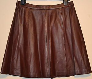 MampS COLLECTION GENUINE LEATHER MINI SKIRT  FLARED  LINED  SIZE 14 RED BNWT - <span itemprop=availableAtOrFrom>Glasgow, United Kingdom</span> - Returns accepted Most purchases from business sellers are protected by the Consumer Contract Regulations 2013 which give you the right to cancel the purchase within 14 days after the day  - Glasgow, United Kingdom