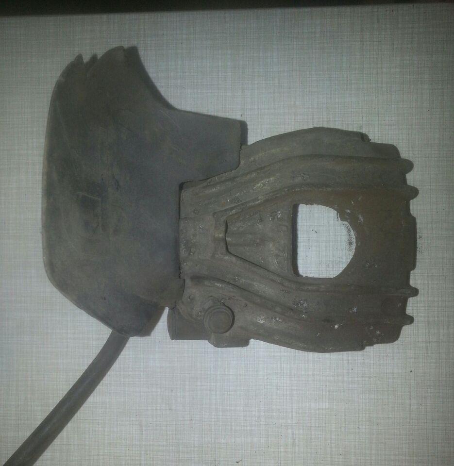 Bremsedele, Højre bremse calipper bag, VW Lupo 1.2 Tdi 3L