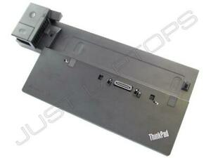 Lenovo THINKPAD L560 L570 P50s Basic Docking Station Replicatore Porte Dock