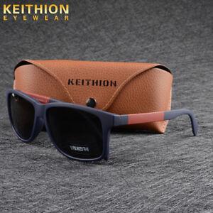 122339b5c19 TR90 Frame New Men s Sunglasses Polarized Retro Driving Fashion ...