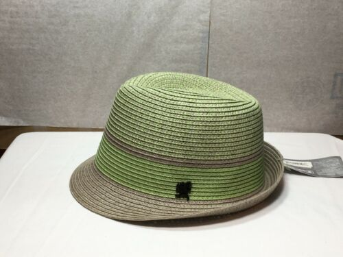New with Tag Stacy Adams SA51 Men/'s Straw Hat