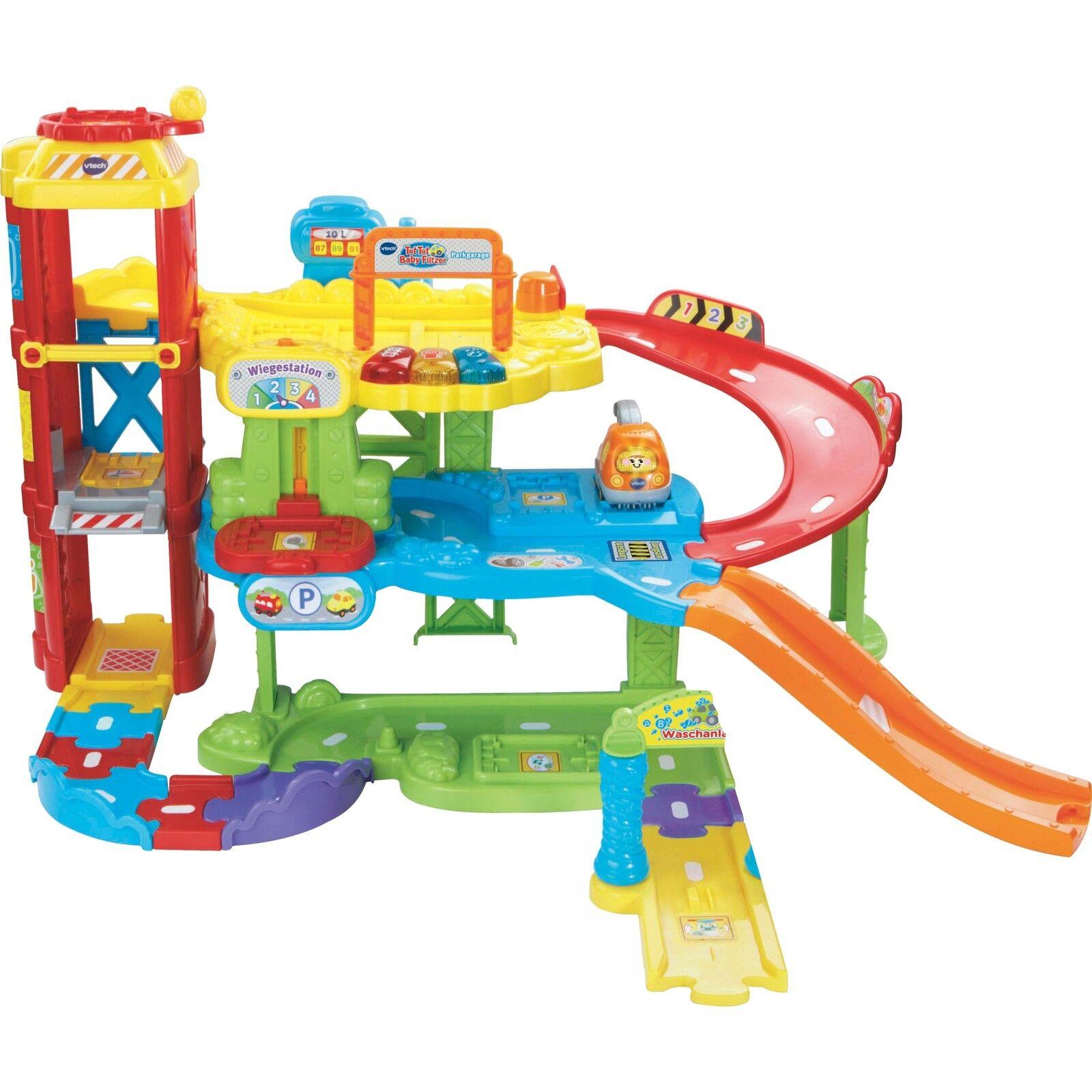 VTech Tut Tut Baby Flitzer - Parkgarage, Spielgebäude