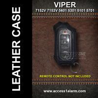 Leather Case For Viper 7152v Or 7153v Remote Controls 5601v 5301v 5101v 5701v