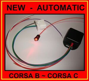 NEW-AUTOMATIC-Corsa-B-C-Kit-Electric-power-steering-controller-box