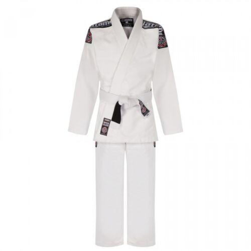 Tatami Fightwear Kids Nova BJJ Gi White Uniform Childrens Ju Jitsu Suit Jiu