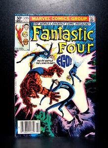 COMICS-Marvel-Fantastic-Four-235-1981-Ego-app-John-Byrne-art-RARE