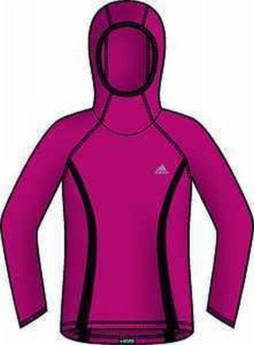 Adidas Jogging Long Sleeve Running Shirt Supernova Hoody 40 556582