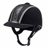 Harry Hall Legend Cosmos Vented Horse Riding Hat Helmet BSI Kitemark BSEN1384