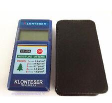 New Digital Wood Moisture Tester Meter Gauge Kt 50 Range 2 80 Nib