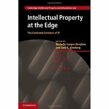 Intellectual Property at Edge Contested C. 9781107034006 Cond=LN:NSD SKU:3162237