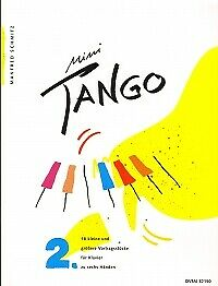 SCHMITZ MINI TANGO 2 Piano six hands