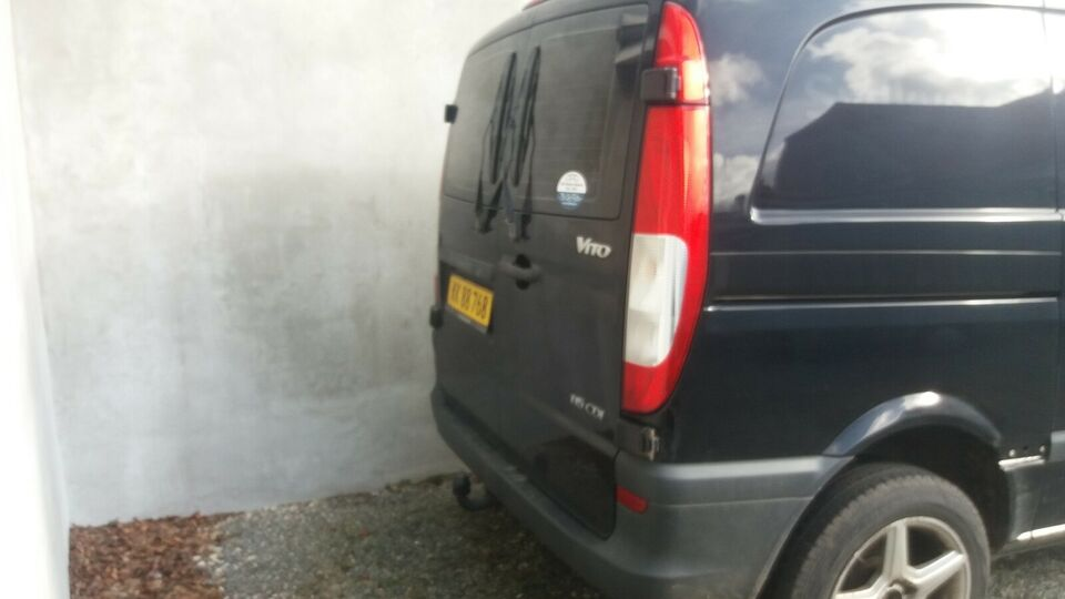 Mercedes, Vito 115, 2,2 CDi aut. kort