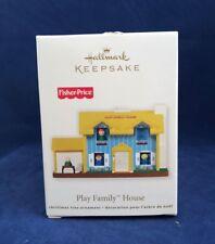 Play Family House 2011 Hallmark Ornament - QXI2469