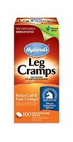 Hyland's Leg Cramp Tablets Natural Relief Of Calf Cramps Foot C... Free Shipping